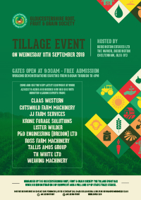 GRFGS Tillage Event